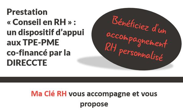 """Prestation """"Conseil RH"""" : un dispositif d'appui aux TPE-PME"""
